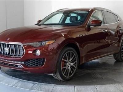 2017 Maserati Levante lease in Mountain View,CA - Swapalease.com