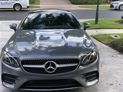 2018 Mercedes-Benz E-Class lease in Boca Raton,FL - Swapalease.com