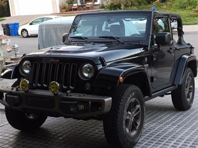 2017 Jeep Wrangler lease in Agoura Hills,CA - Swapalease.com