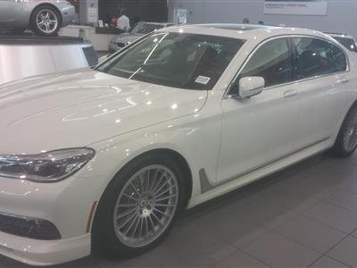 2018 BMW 7 Series ALPINA B7 lease in North Brunswick,NJ - Swapalease.com