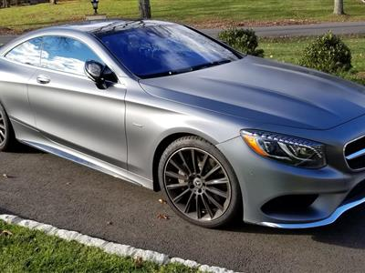 2017 Mercedes-Benz S-Class Coupe lease in North Brunswick,NJ - Swapalease.com