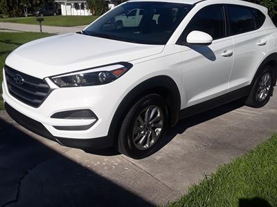 2018 Hyundai Tucson lease in Port Saint Lucie,FL - Swapalease.com