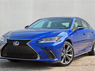 2019 Lexus ES 350 F Sport lease in Brooklyn,NY - Swapalease.com