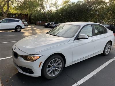 2016 BMW 3 Series lease in Walnut Creek  ,CA - Swapalease.com