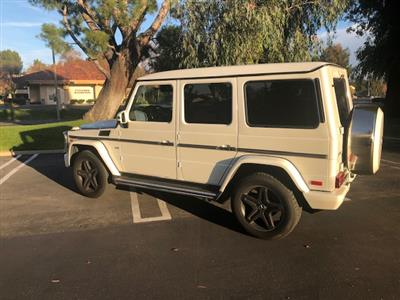 2016 Mercedes-Benz G-Class lease in Westlake Village,CA - Swapalease.com