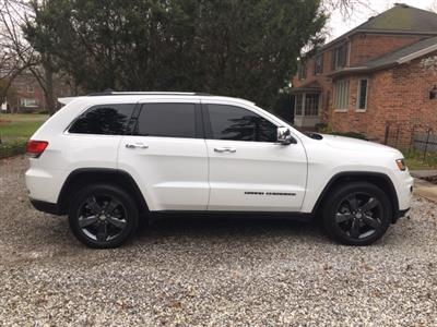 2017 Jeep Grand Cherokee lease in Grosse Pointe,MI - Swapalease.com