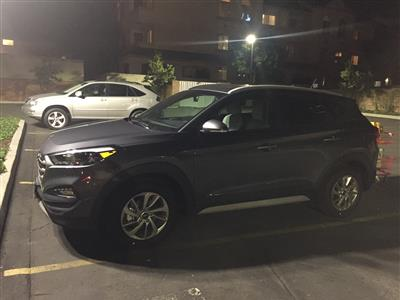 2017 Hyundai Tucson lease in New York,NY - Swapalease.com