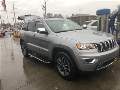 2018 Jeep Grand Cherokee lease in Dearborn,MI - Swapalease.com
