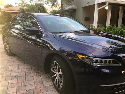 2017 Acura TLX lease in Fort Lauderdale,FL - Swapalease.com