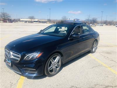 2017 Mercedes-Benz E-Class lease in Park Forest,IL - Swapalease.com