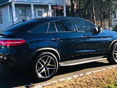 2019 Mercedes-Benz GLE-Class Coupe lease in Short Hills,NJ - Swapalease.com