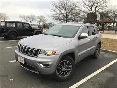 2017 Jeep Grand Cherokee lease in Boston,MA - Swapalease.com