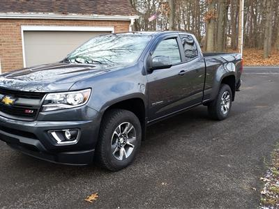 2017 Chevrolet Colorado lease in Selinstrove,PA - Swapalease.com