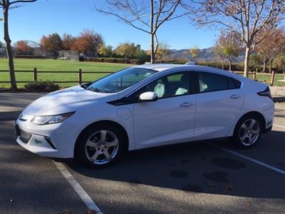 2017 Chevrolet Volt lease in San Ramon,CA - Swapalease.com