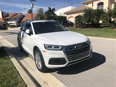 2018 Audi Q5 lease in Ocean Ridge,FL - Swapalease.com