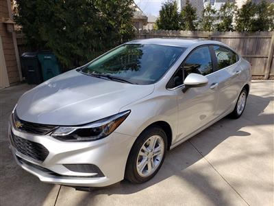 2017 Chevrolet Cruze lease in Overland Park,KS - Swapalease.com