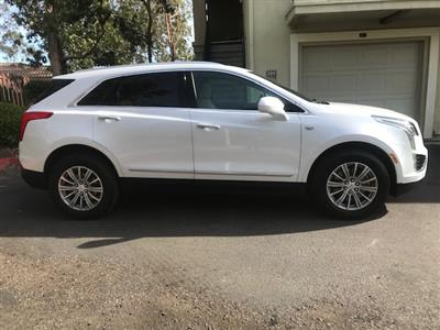 2017 Cadillac XT5 lease in Escondido ,CA - Swapalease.com