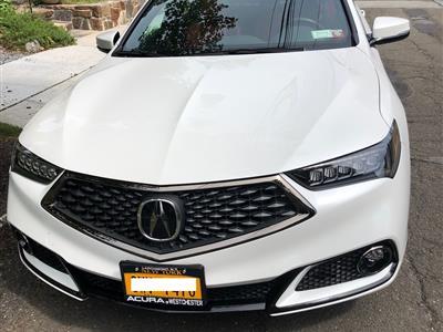 2019 Acura TLX lease in Pelham,NY - Swapalease.com