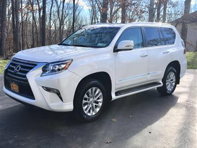 2017 Lexus GX 460 lease in Somers,NY - Swapalease.com