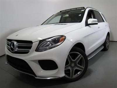 2016 Mercedes-Benz GLE-Class lease in Florham Park,NJ - Swapalease.com