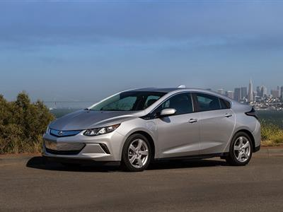 2017 Chevrolet Volt lease in Los Angeles,CA - Swapalease.com