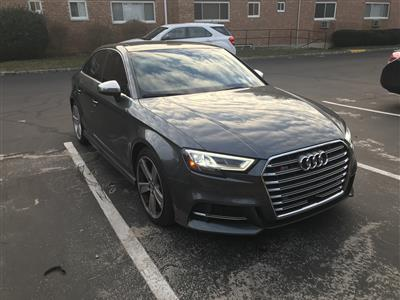 2017 Audi S3 lease in PORT WASHINGTON,NY - Swapalease.com