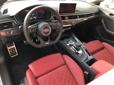 2018 Audi S5 Sportback lease in Hollis,NY - Swapalease.com