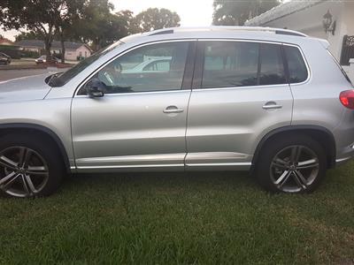 2017 Volkswagen Tiguan lease in Miami,FL - Swapalease.com