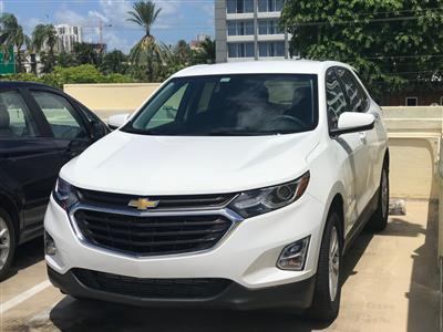 2018 Chevrolet Equinox lease in Miami,FL - Swapalease.com