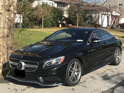 2017 Mercedes-Benz S-Class Coupe lease in cedarhurst,NY - Swapalease.com