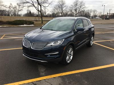 2017 Lincoln MKC lease in Romulus,MI - Swapalease.com