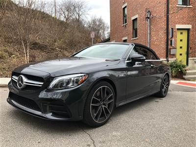 2019 Mercedes-Benz C-Class lease in Cincinnati,OH - Swapalease.com