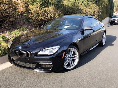 2017 BMW 6 Series lease in Glendale,CA - Swapalease.com
