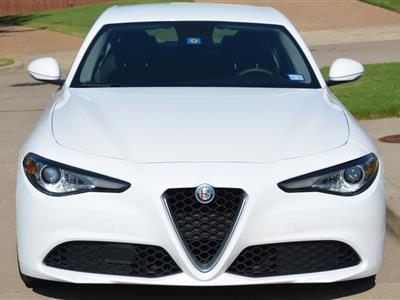 2018 Alfa Romeo Giulia lease in Plano,TX - Swapalease.com