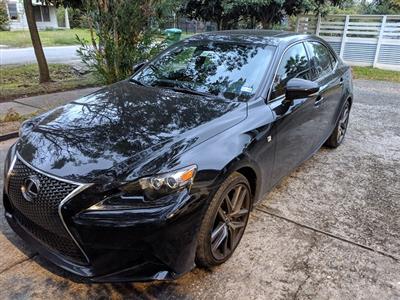 2016 Lexus IS 200t F Sport lease in Houston,TX - Swapalease.com
