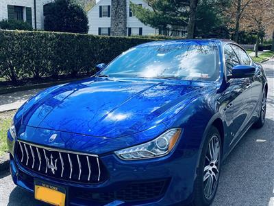 2018 Maserati Ghibli lease in Yonkers,NY - Swapalease.com