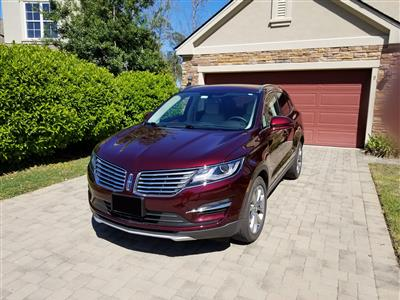 2018 Lincoln MKC lease in Hardeeville,SC - Swapalease.com