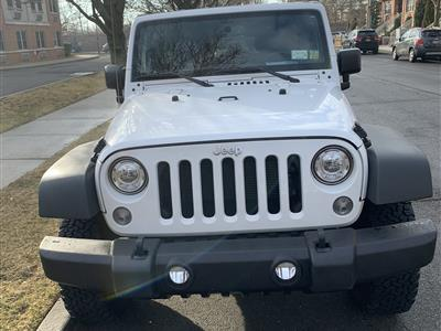 2017 Jeep Wrangler Unlimited lease in Brooklyn,NY - Swapalease.com