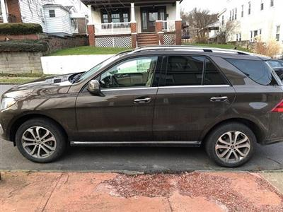 2017 Mercedes-Benz GLE-Class lease in Dickson,PA - Swapalease.com