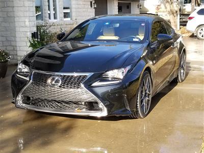 2017 Lexus RC 350 F Sport lease in Whitney,TX - Swapalease.com