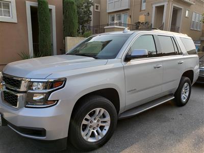 2016 Chevrolet Tahoe lease in San Jose,CA - Swapalease.com