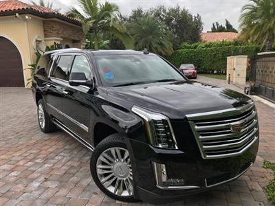 2016 Cadillac Escalade lease in Miami,FL - Swapalease.com