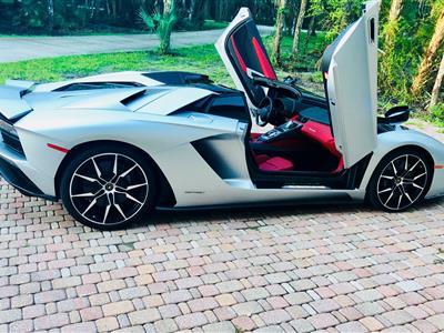2018 Lamborghini Aventador lease in Sarasota,FL - Swapalease.com