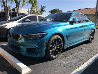 2018 BMW 4 Series lease in Brooklyn,NY - Swapalease.com