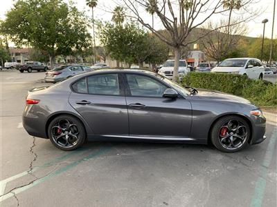 2019 Alfa Romeo Giulia lease in Calabasas,CA - Swapalease.com