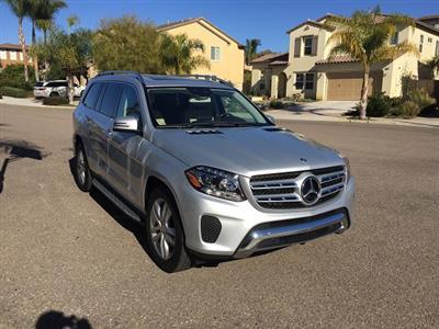 2017 Mercedes-Benz GLS-Class lease in Carlsbad,CA - Swapalease.com