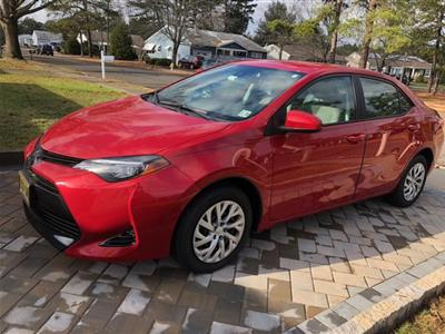 2018 Toyota Corolla lease in Toms River,NJ - Swapalease.com