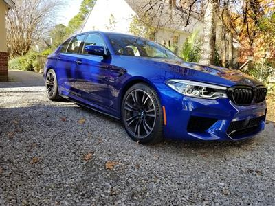 2018 BMW M5 lease in Montgomery,AL - Swapalease.com