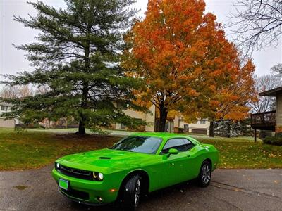 2017 Dodge Challenger lease in Eagan,MN - Swapalease.com