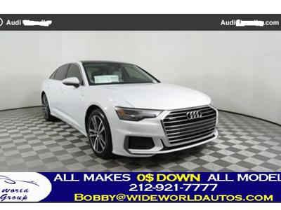2020 Audi A6 lease in New York,NY - Swapalease.com
